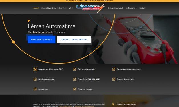 Léman automatisme