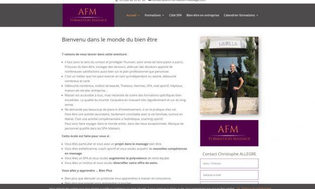 AFM Formation Massage