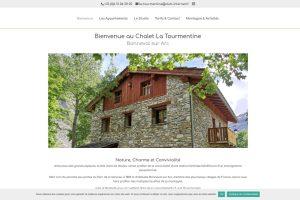 Atelier du Web - La Tourmentine2 - Accueil
