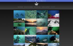Atelier du Web - Profil Plongee - Galerie