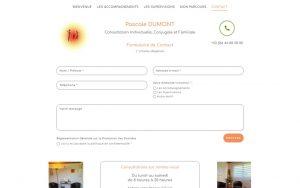 Atelier du Web - Cici74 - Contact